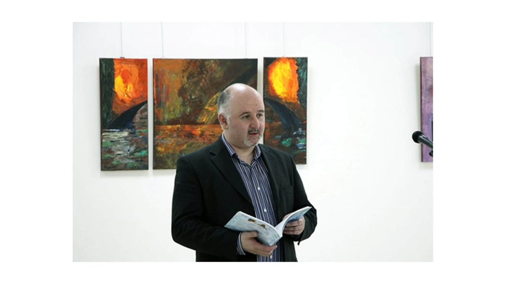 Stenger Györgyi Győr kiállítás