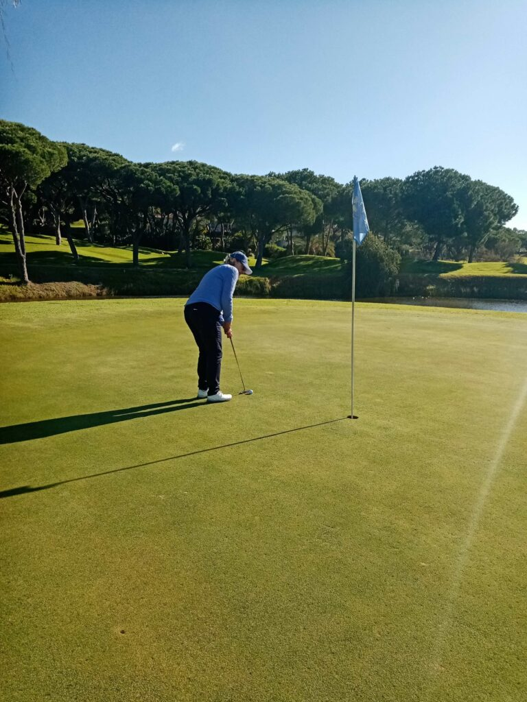 NLP és a golf